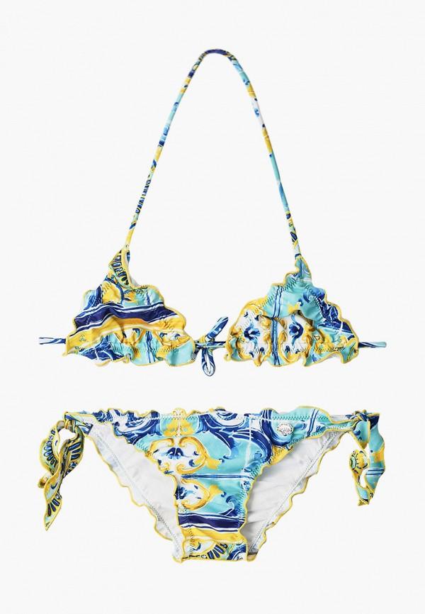 Byblos | мультиколор Летний купальник Byblos для девочек | Clouty