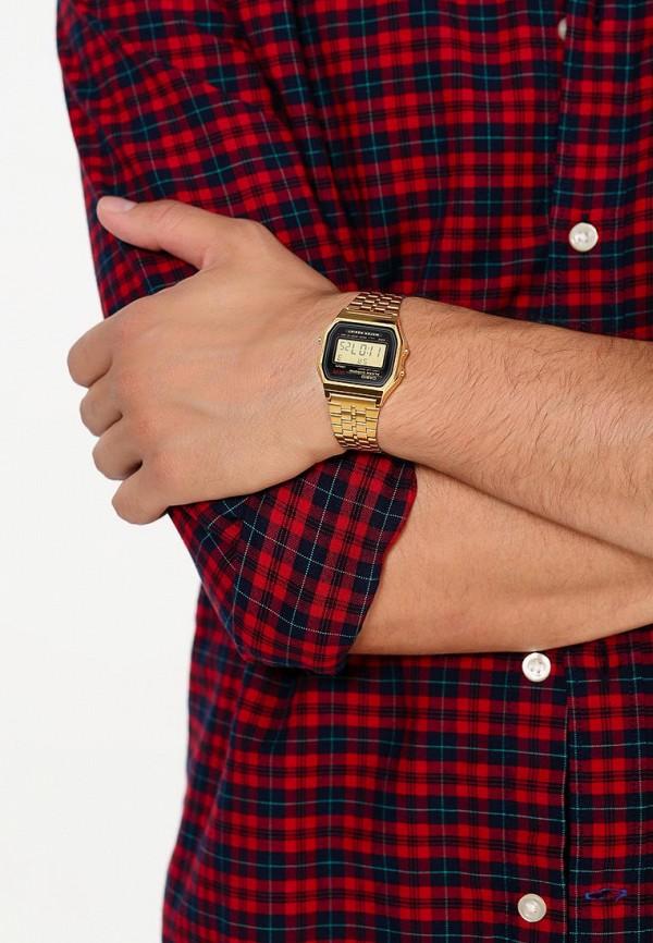 Casio   золотой Золотые часы Casio   Clouty