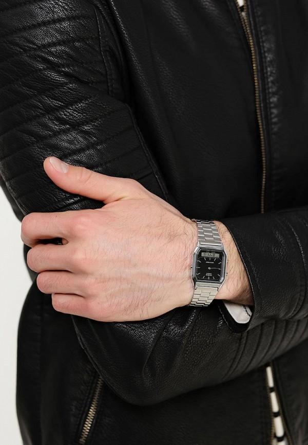 Casio   серебряный Серебряные часы Casio   Clouty