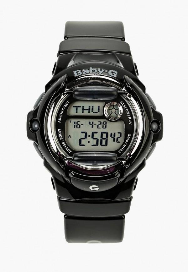 Casio | черный Женские черные часы Casio | Clouty