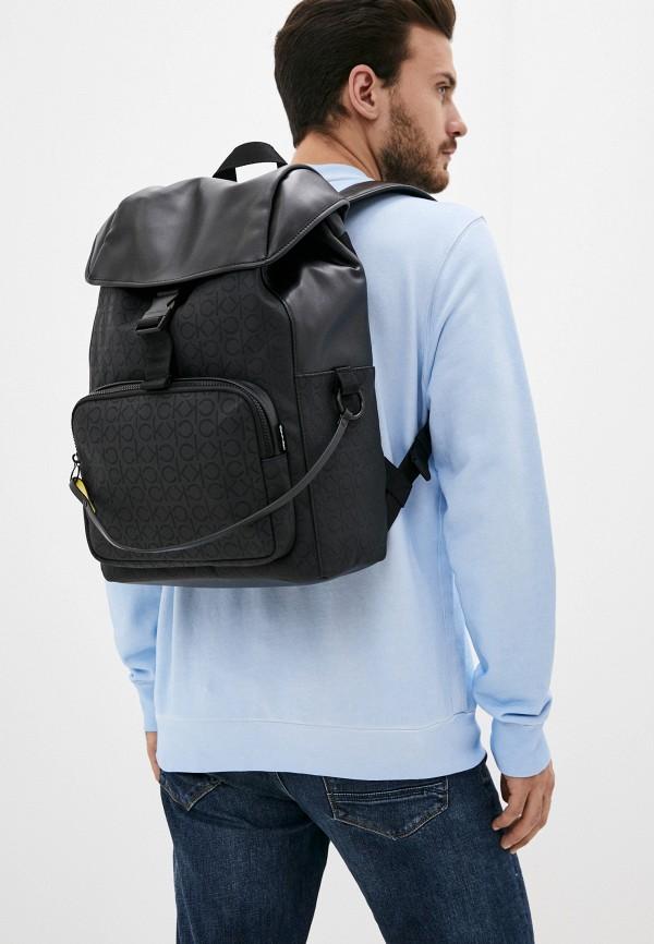 Calvin Klein | черный Рюкзак Calvin Klein | Clouty