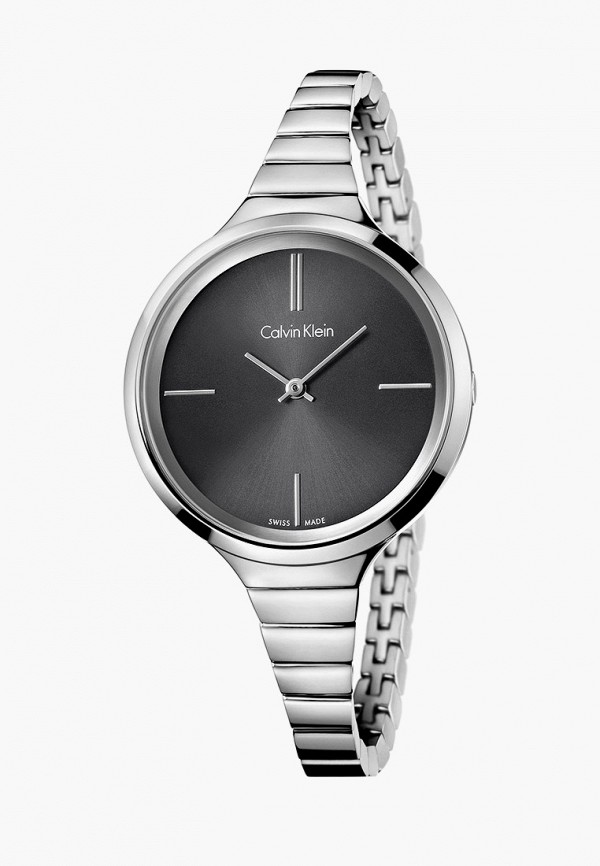 Calvin Klein | серебряный Часы Calvin Klein | Clouty