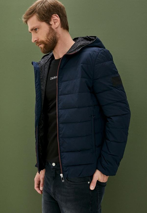 Calvin Klein | синий Куртка утепленная Calvin Klein | Clouty