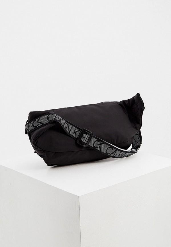 Calvin Klein | черный Сумка поясная Calvin Klein Performance | Clouty