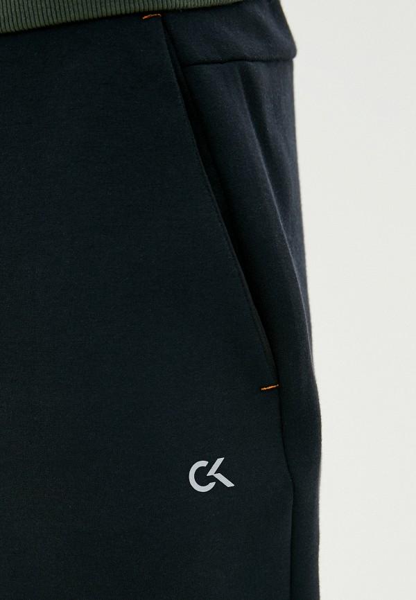 Calvin Klein | черный Мужские черные спортивные брюки Calvin Klein | Clouty