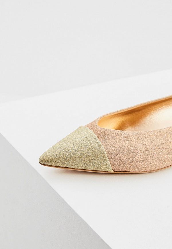 Casadei | розовый Женские розовые туфли Casadei натуральная кожа | Clouty