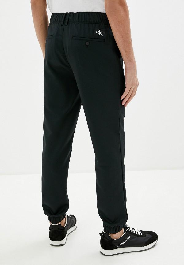 Calvin Klein Jeans | черный Мужские черные спортивные брюки Calvin Klein Jeans | Clouty
