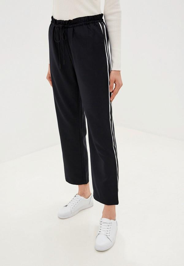 Calvin Klein Jeans   черный Женские черные спортивные брюки Calvin Klein Jeans   Clouty