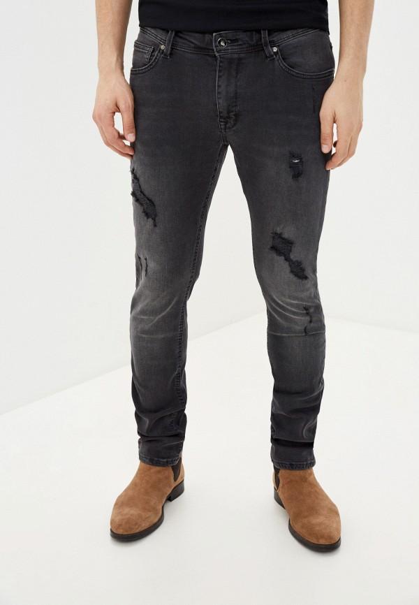 Celio   черный Мужские черные джинсы Celio   Clouty