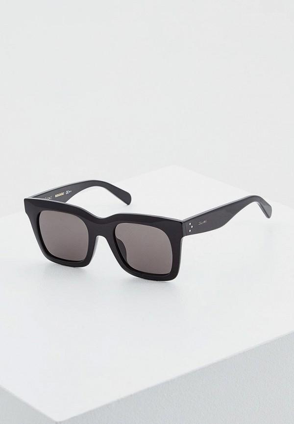 CÉLINE | черный Очки солнцезащитные | Clouty