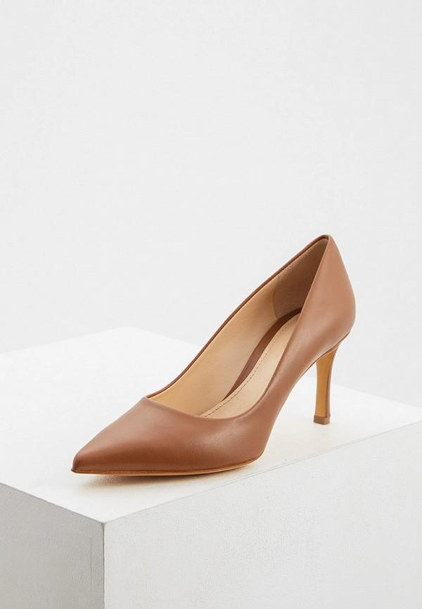 Cerruti 1881 | коричневый Женские коричневые туфли Cerruti 1881 натуральная кожа | Clouty