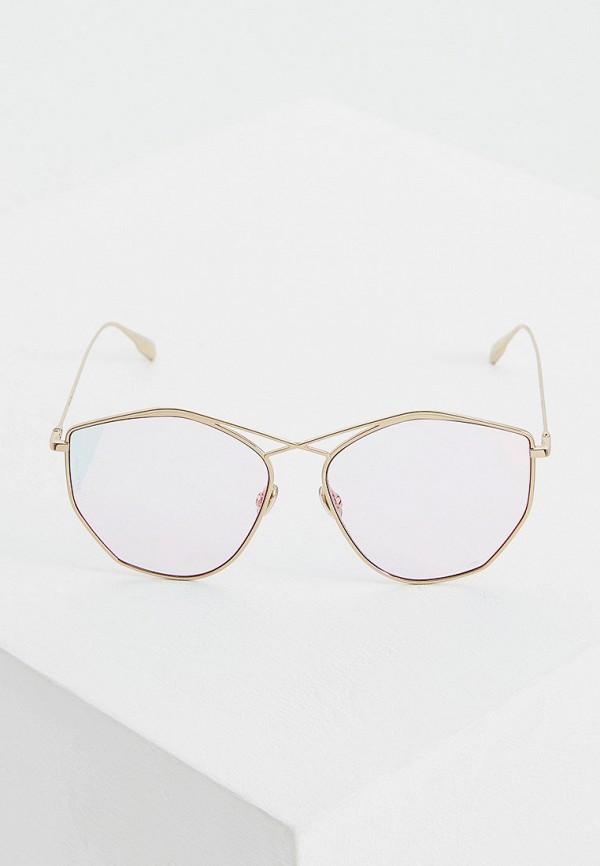 Dior | золотой Очки солнцезащитные Christian Dior | Clouty