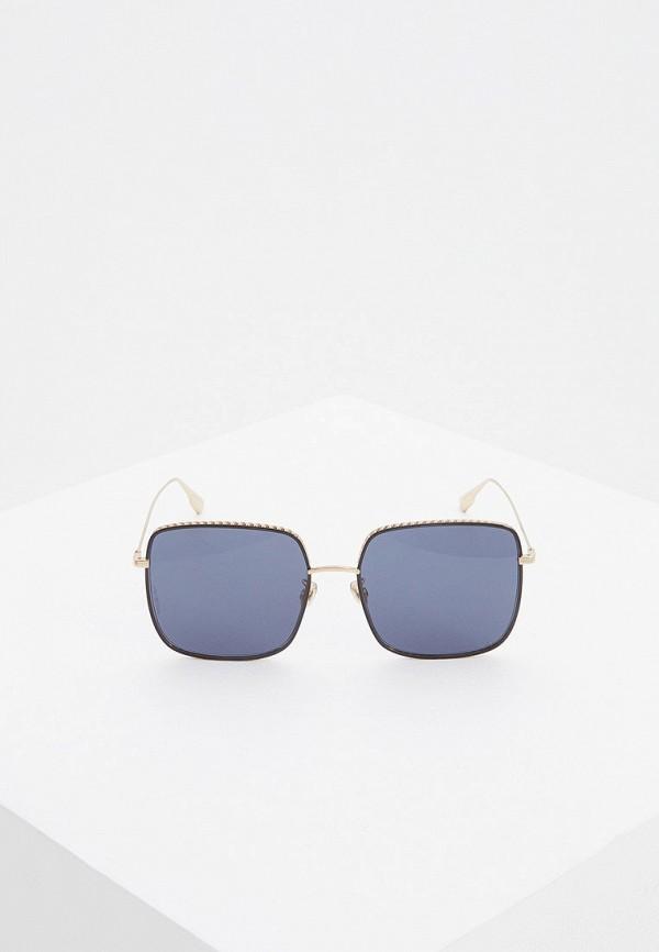 Dior | золотой Женские летние золотые солнцезащитные очки Dior | Clouty