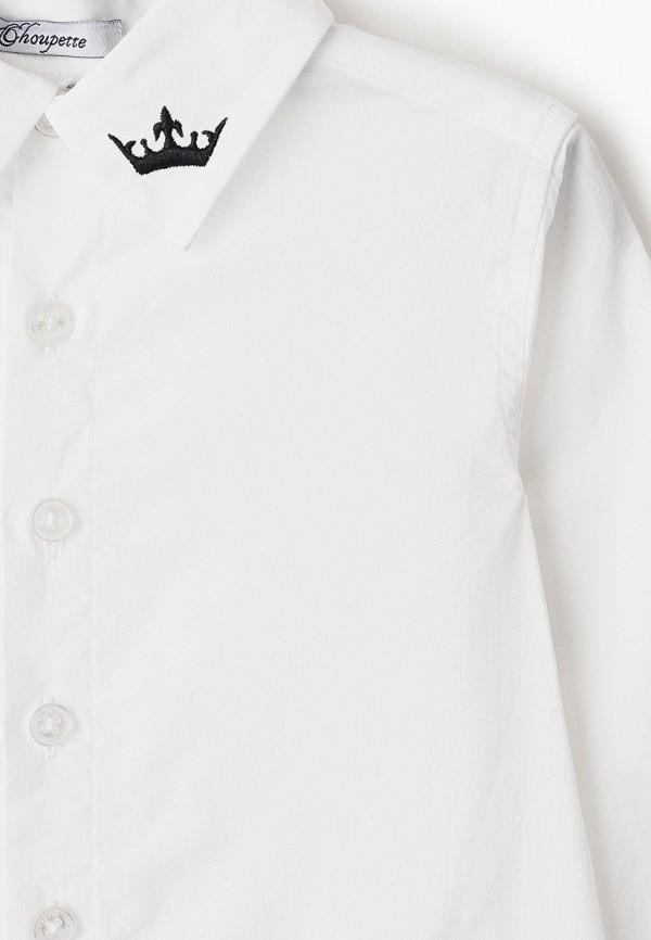 Choupette   белый Рубашка Choupette   Clouty