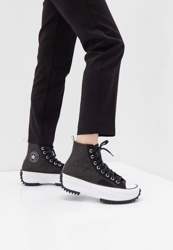 CONVERSE | серый Кроссовки Converse | Clouty