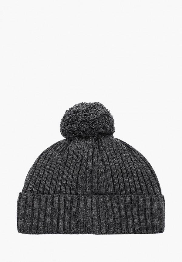Coompol | серый Зимняя серая шапка Coompol для мальчиков | Clouty
