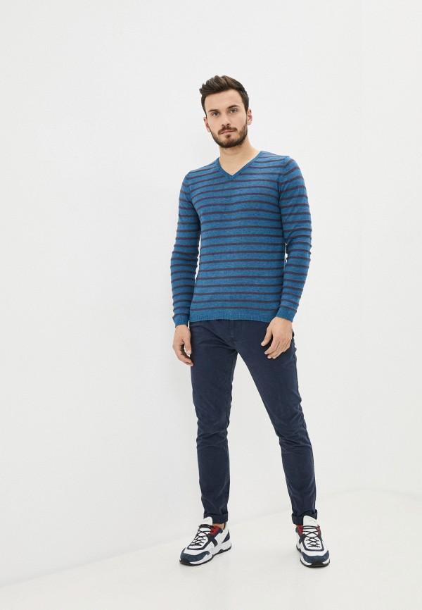 Code   синий Пуловер Code   Clouty