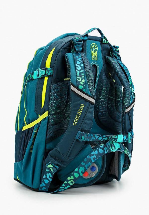 Coocazoo | Зеленый рюкзак Coocazoo для младенцев | Clouty