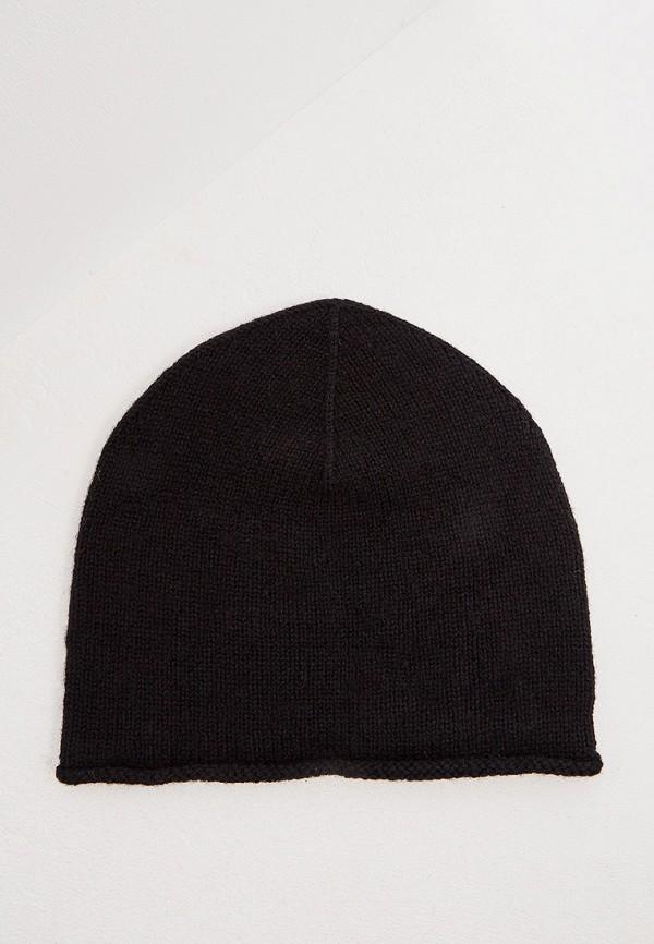 Coccinelle | черный Женская зимняя черная шапка Coccinelle | Clouty