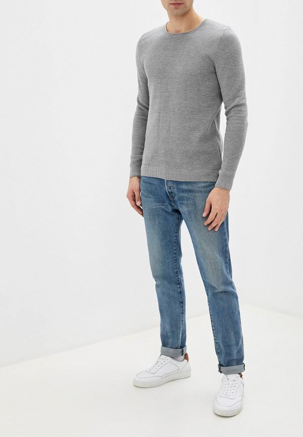 Dali | Мужской серый джемпер Dali | Clouty