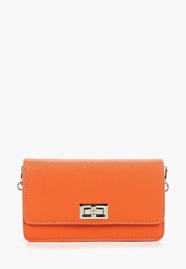 David Jones | оранжевый Женская оранжевая поясная сумка David Jones | Clouty