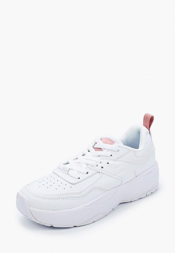 DC Shoes   белый Женские белые кроссовки DC Shoes резина   Clouty