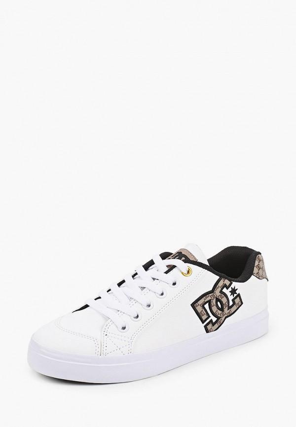 DC Shoes | белый Кеды DC Shoes | Clouty