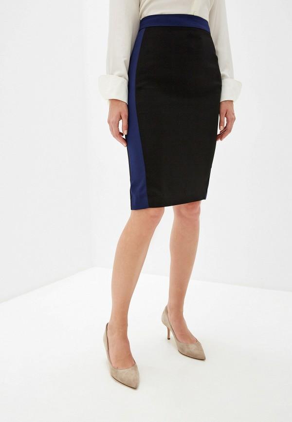 Diane Von Furstenberg | черный Черная юбка Diane Von Furstenberg | Clouty