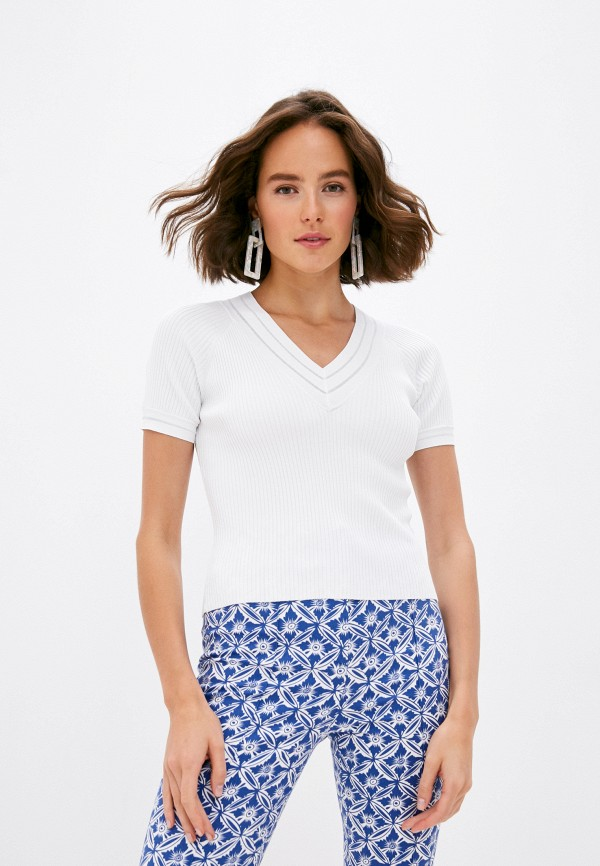 Diane Von Furstenberg | белый Пуловер Diane von Furstenberg | Clouty