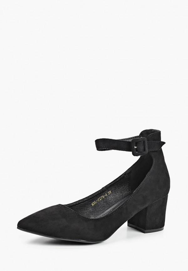 Diora.rim | черный Черные туфли Diora.rim термополиуретан | Clouty