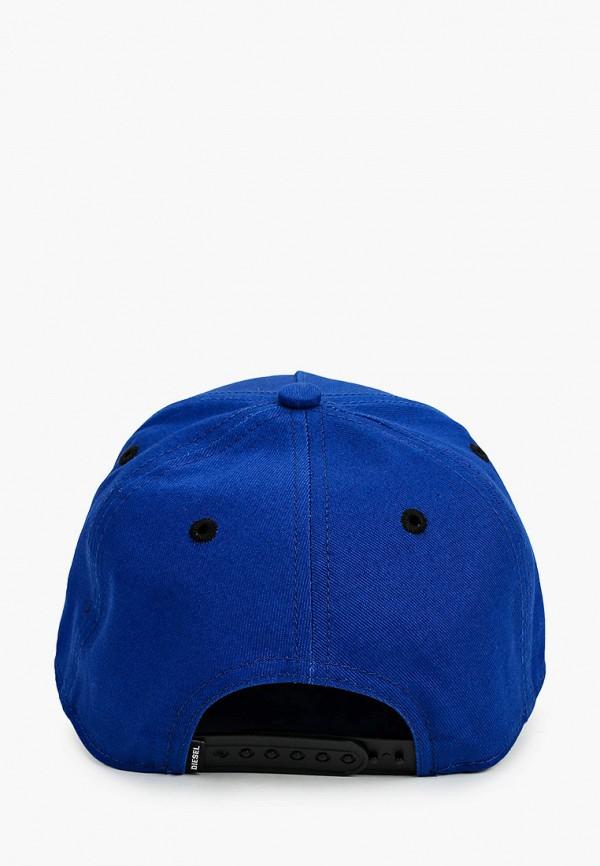 DIESEL | синий Синяя бейсболка DIESEL для младенцев | Clouty