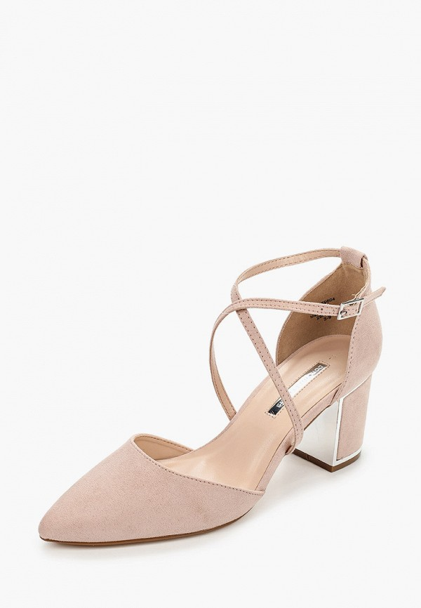 Dorothy Perkins | бежевый Женские бежевые туфли Dorothy Perkins искусственный материал | Clouty