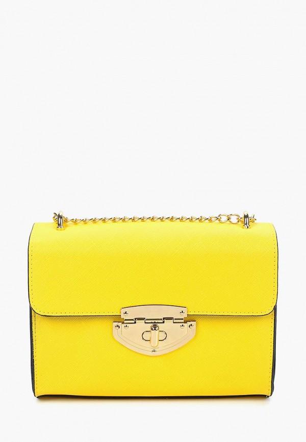Dorothy Perkins   желтый Женская желтая сумка Dorothy Perkins   Clouty