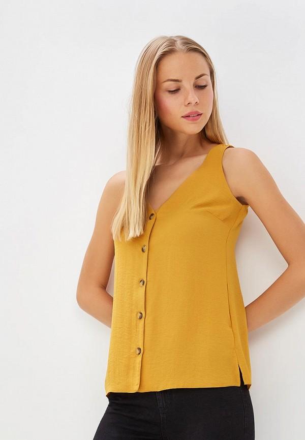 Dorothy Perkins | желтый Блуза | Clouty
