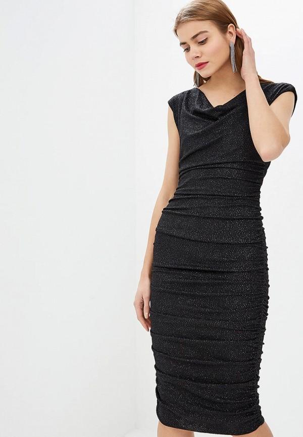 Dorothy Perkins | черный Черное платье Dorothy Perkins | Clouty