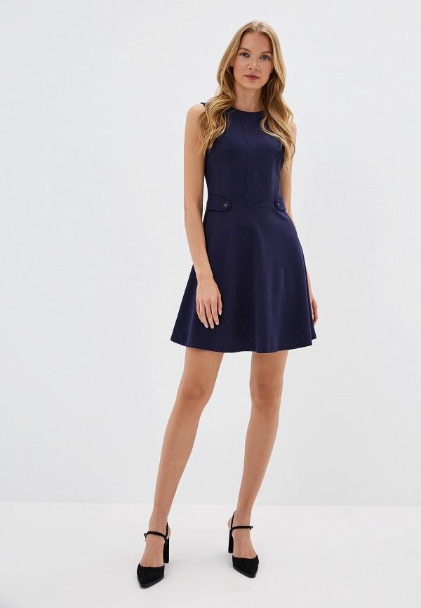 Dorothy Perkins   синий Платье Dorothy Perkins   Clouty