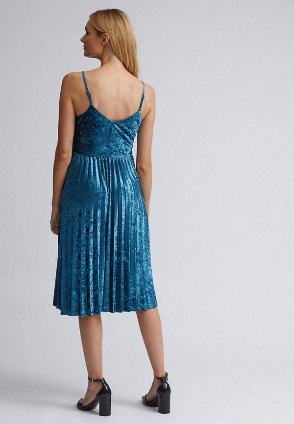 Dorothy Perkins   бирюзовый Платье Dorothy Perkins   Clouty