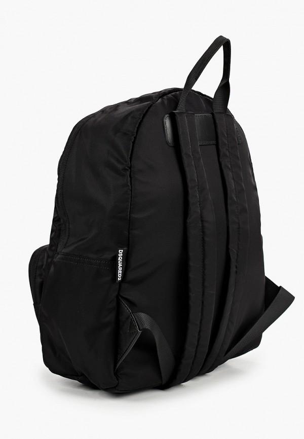 DSQUARED2 | черный Рюкзак Dsquared2 | Clouty