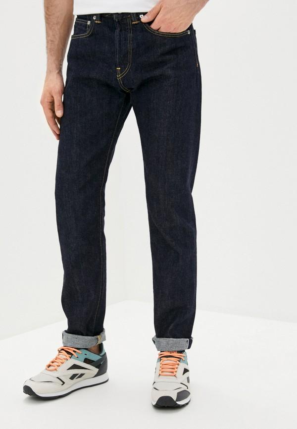 Edwin | синий Мужские синие джинсы Edwin | Clouty