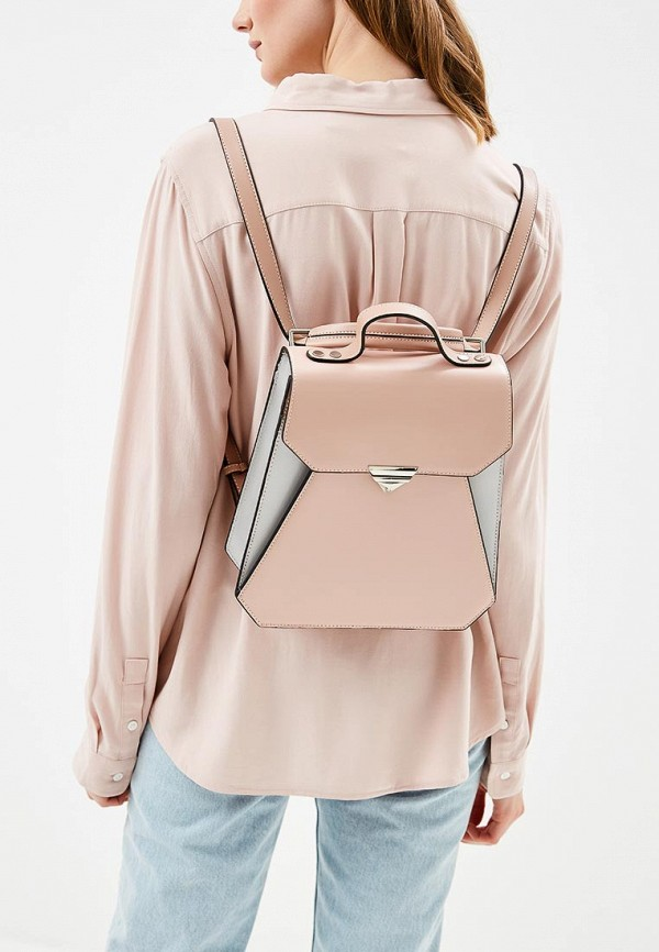 Эконика | розовый Рюкзак | Clouty