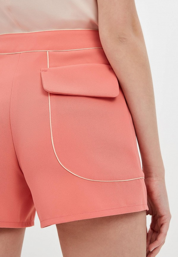 Elisabetta Franchi | розовый Женские розовые шорты Elisabetta Franchi | Clouty