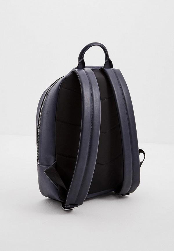 Emporio Armani   Мужской синий рюкзак Emporio Armani   Clouty