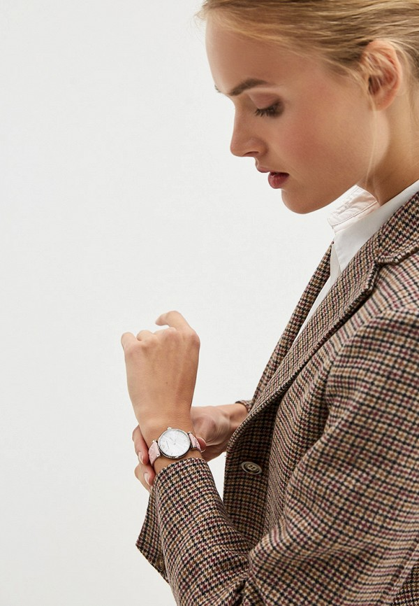 Emporio Armani | розовый Часы Emporio Armani | Clouty
