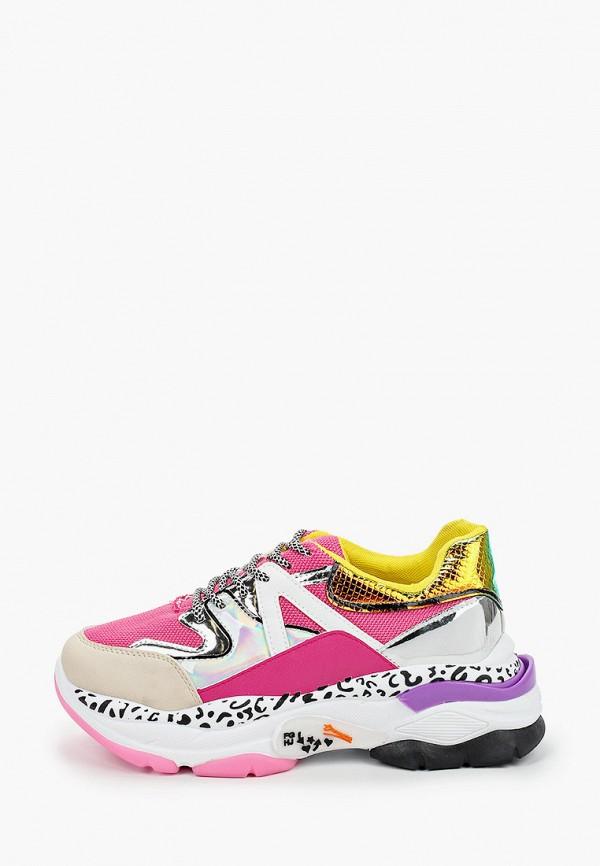 Fashion & Bella | разноцветный Кроссовки Fashion & Bella | Clouty