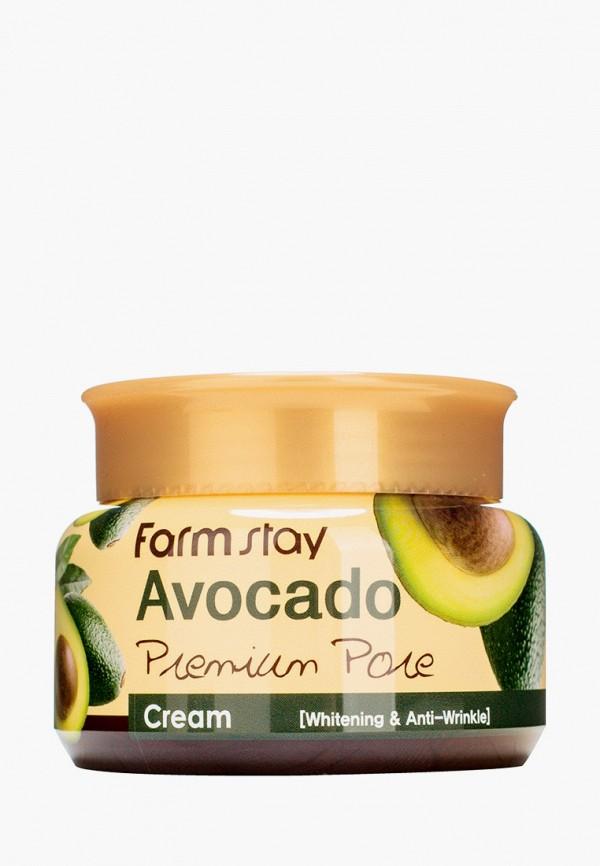 Farm Stay | Белый крем для лица Farm Stay | Clouty