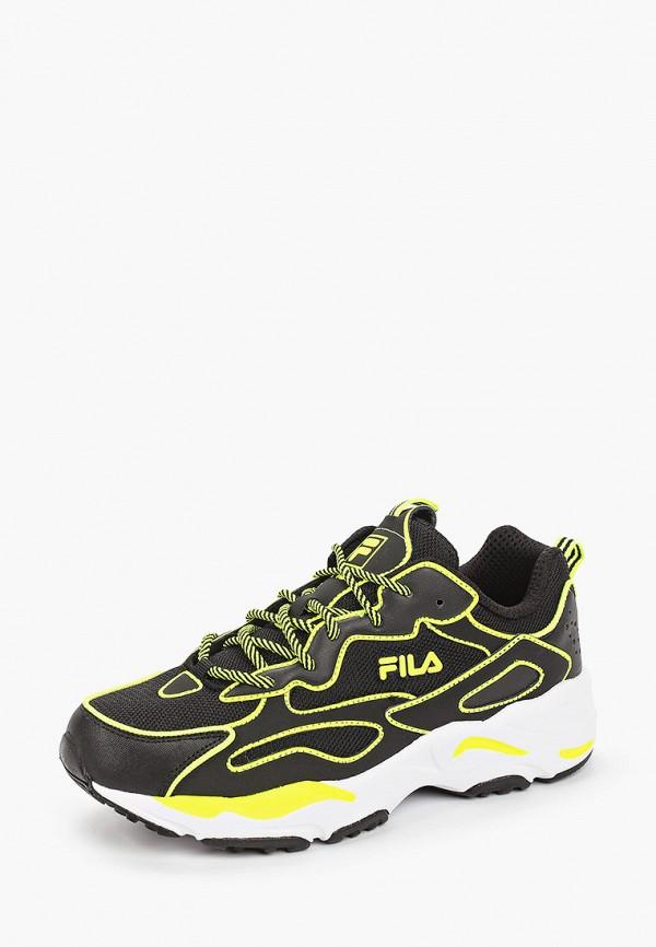 FILA | черный Кроссовки Fila | Clouty