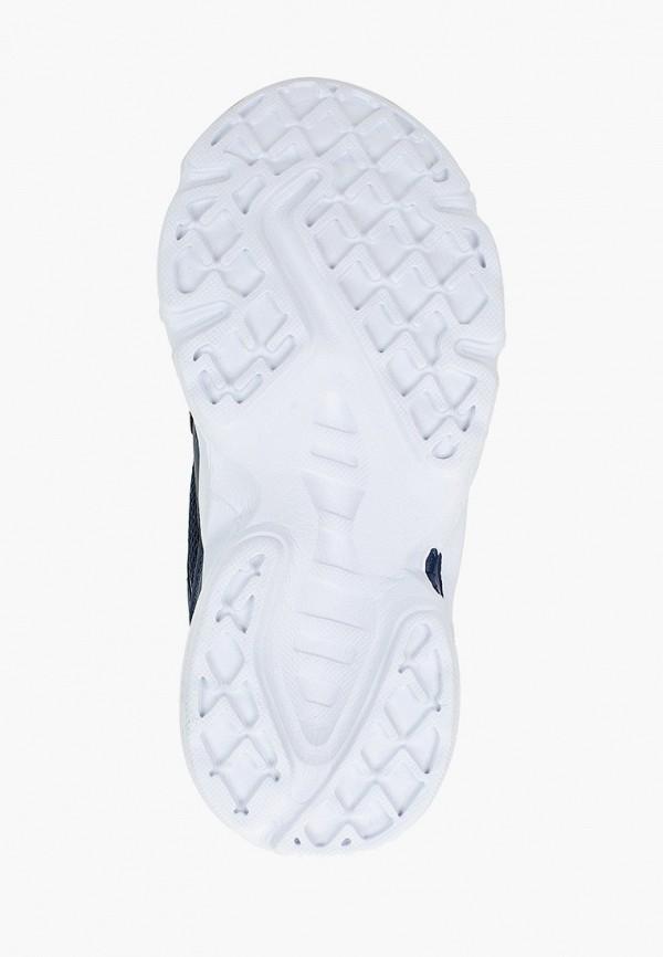 Flamingo | синий Синие кроссовки Flamingo искусственный материал для мальчиков | Clouty