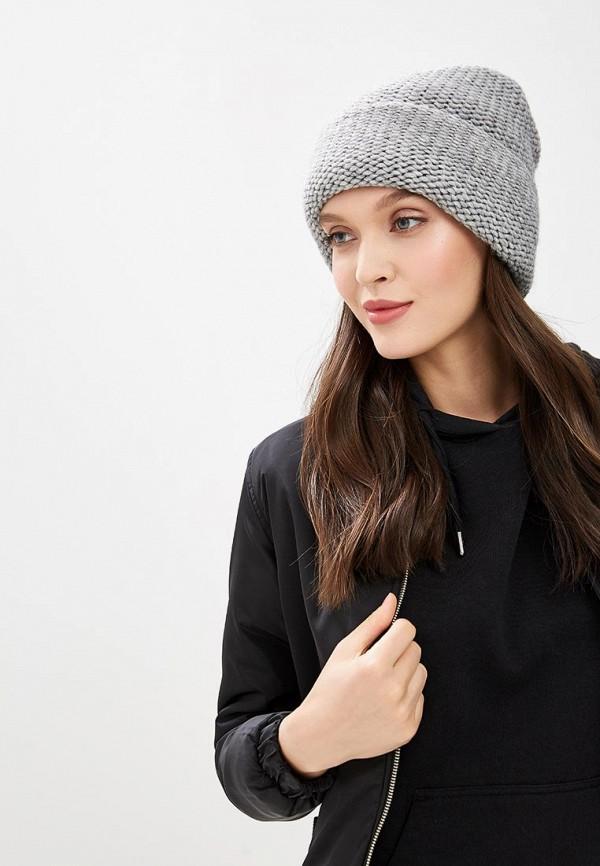 Flioraj | серый Женская серая шапка Flioraj | Clouty