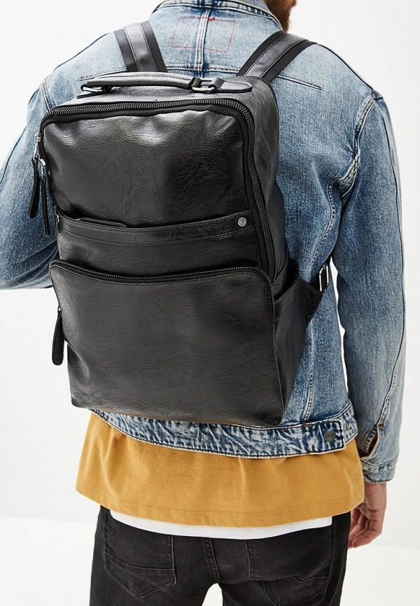 Flioraj | Черный рюкзак Flioraj | Clouty