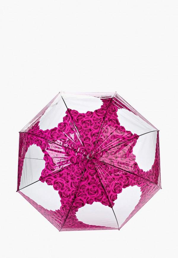 Flioraj   розовый Зонт-трость Flioraj   Clouty